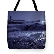 Hook Head, County Wexford, Ireland Tote Bag
