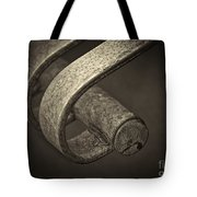 Hooked. Tote Bag