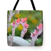 Hooked On Pink Tote Bag