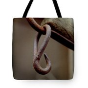 Hooked Tote Bag
