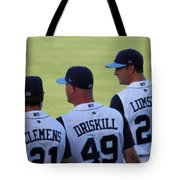 Hooks Players Tote Bag