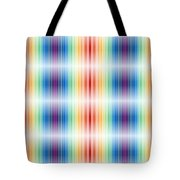 Horizontal Lights Tote Bag