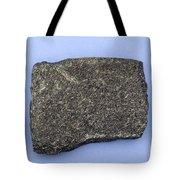 Hornblende Schist Tote Bag