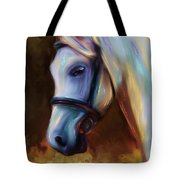 Horse Of Colour Tote Bag