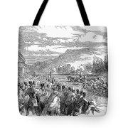 Horse Racing, 1850 Tote Bag
