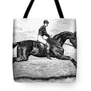 Horse Racing, 1880s Tote Bag by Granger