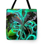 Horseshoes Swirled Tote Bag