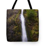 Horsetail Falls Oregon Tote Bag