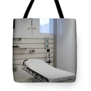 Hospital Gurney Tote Bag