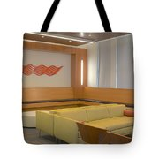 Hospital Waiting Room Tote Bag