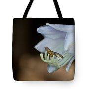 Hosta Blossom 2 Tote Bag