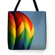 Hot Air Balloon 3 Tote Bag