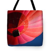 Hot Air Balloon 4 Tote Bag
