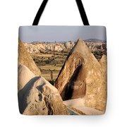 Hot Air Balloons Over Cappadocia Tote Bag by RicardMN Photography
