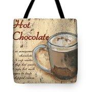Hot Chocolate Tote Bag
