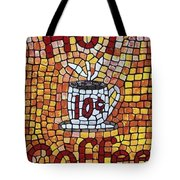 Hot Coffee 10cents Tote Bag