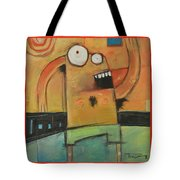 Hot Fun In The Summertime Poster Tote Bag