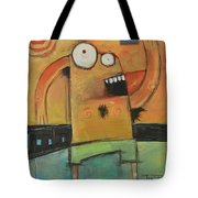 Hot Fun In The Summertime Tote Bag
