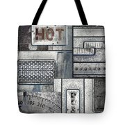 Hot Here Tote Bag