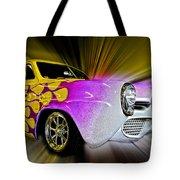 Hot Rod Art Tote Bag