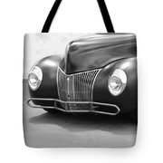 Hot Rod Front End Tote Bag