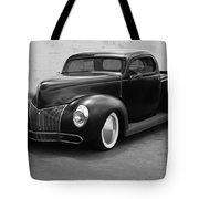 Hot Rod Pick Up Tote Bag