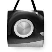 Hot Rod Wheel Tote Bag