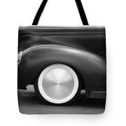 Hot Rod Wheels Tote Bag