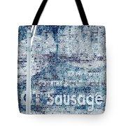 Hot Sausage Tote Bag