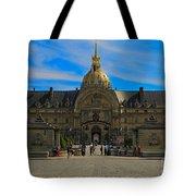 Hotel Des Invalides Tote Bag