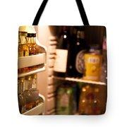 Hotel Mini-bar Tote Bag