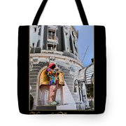 Hotel Negresco France Tote Bag