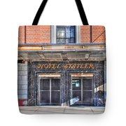Hotel Statler Tote Bag