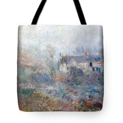 House At Falaise Tote Bag by Claude Monet