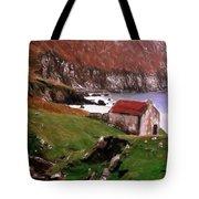 House At The Coast Tote Bag