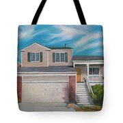 House Commision Tote Bag