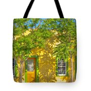 House In The Barrio Tote Bag