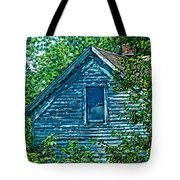 House In The Woods Art Tote Bag