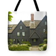 House Of 7 Gables Tote Bag