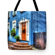 House Of Blues Tote Bag