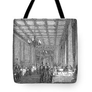 House Of Commons, 1854 Tote Bag