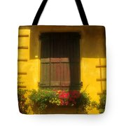 House Of Yellow Tote Bag