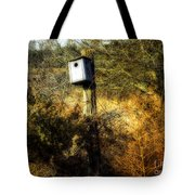 House To Let Tote Bag
