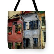 Houses In Transylvania 1 Tote Bag