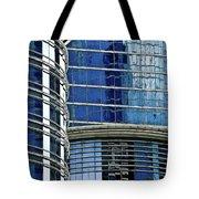 Houston Architecture 1 Tote Bag