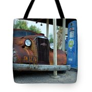 How Long Have You Been Waiting For Gas Tote Bag