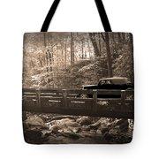 How To Tour Mountains Tote Bag