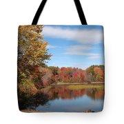 Howard's Lake Tote Bag