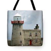 Howth Lighthouse 0001 Tote Bag