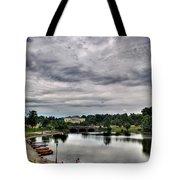Hoyt Lake Delaware Park 0003 Tote Bag